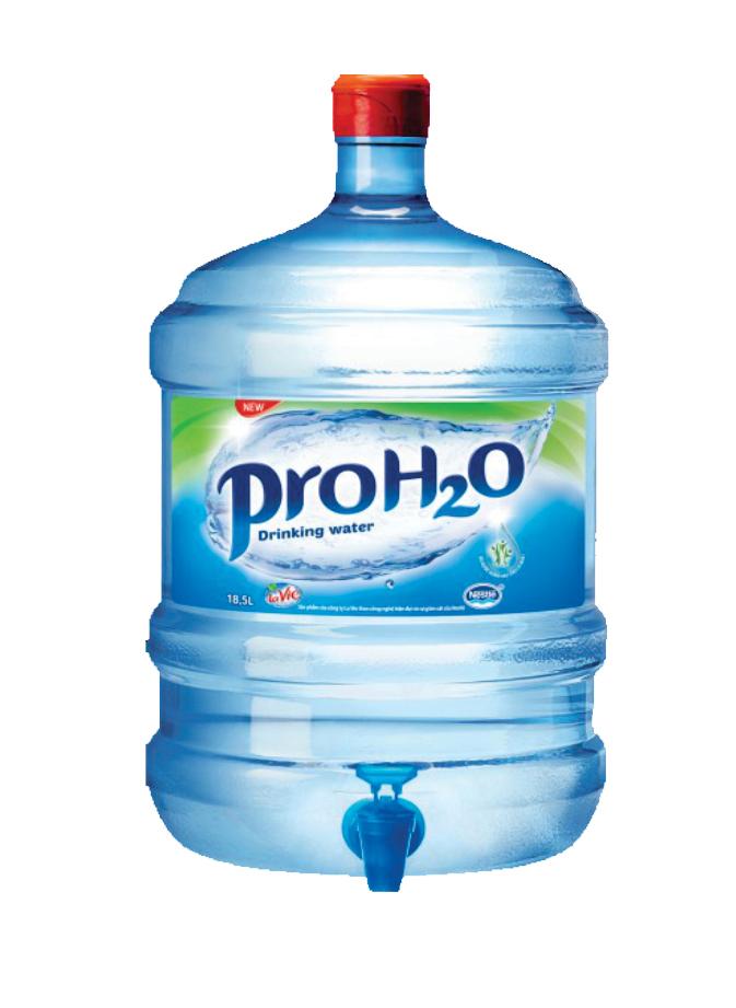 nước tinh khiết Hoàng mai