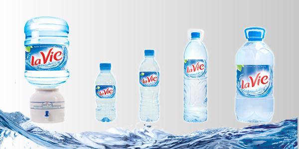Đại lý nước khoáng Lavie Hà Nôi