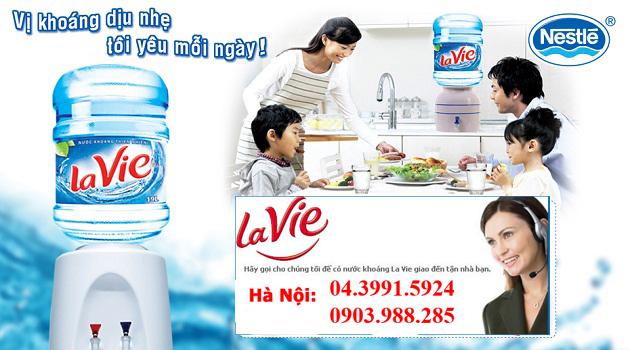 %%%%%% Nước Khoáng Lavie Linh Đàm